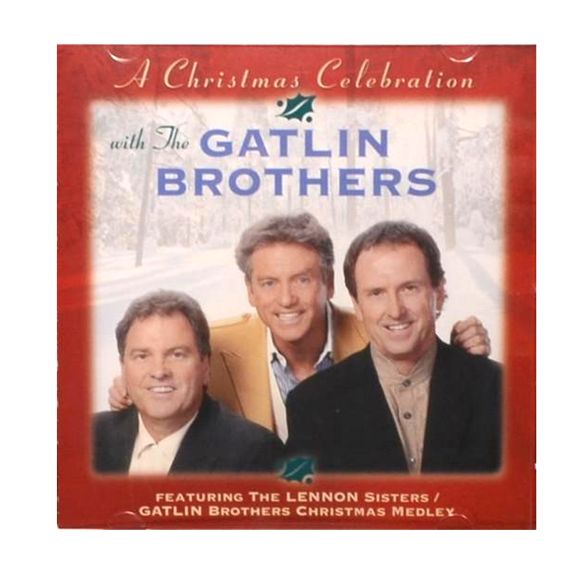 Gatlin Brothers CD- A Christmas Celebration