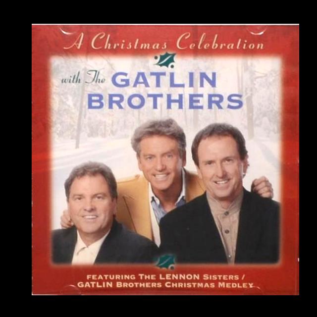 Gatlin Brothers CD- A Christmas Celebration